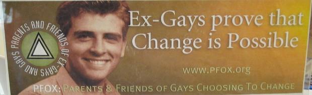 Ex-gayové prý potvrzují, že změna je možná. Ex-ex-gayové zase potvrzují, že ex-gayové lžou svému okolí i sobě.