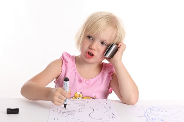 Nikdy nevíte, kdo se ozve na druhé straně telefonu.
