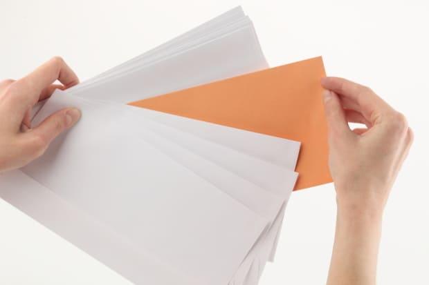 Dostat můžete i papírový dopis.