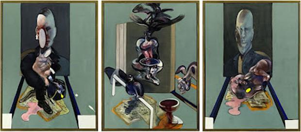 Bacon - Triptych 1976