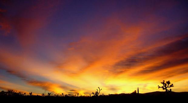 Usuzovat na vývoj počasí můžeme i podle západu slunce.
