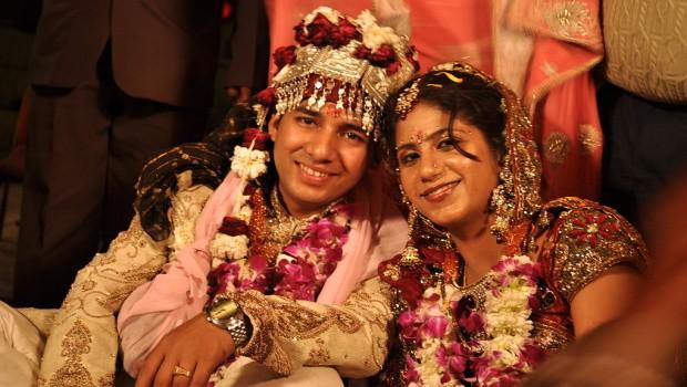 Svatba je velkolepou událostí.