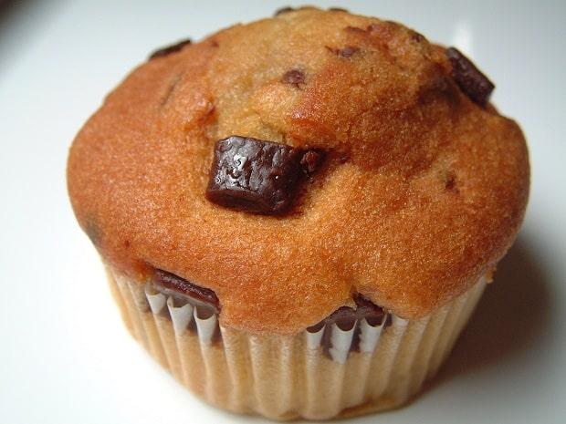 Muffiny s čokoládou jsou ty nejlepší.