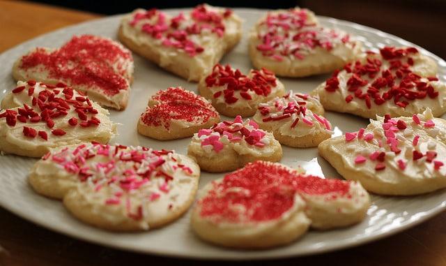 Skořicové sušenky jsou velmi lahodné.
