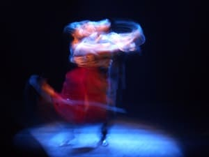 I v tanečních se dějí věci!