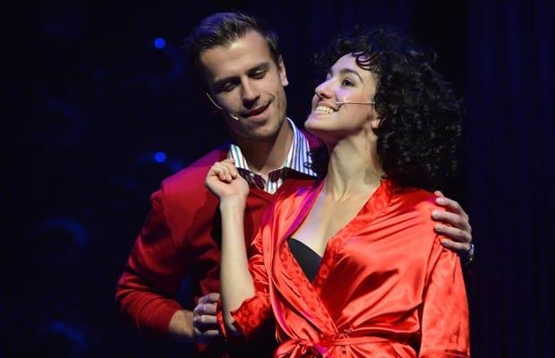 Se Svetlanou Janotovou ve Flashdance tvoří pár.