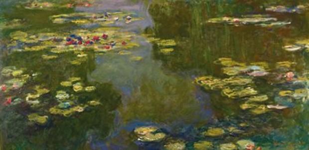 Claude Monet - Lekníny