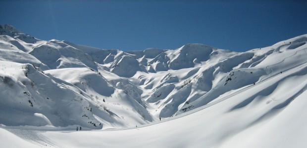 Powder Mountain zve k ledovým výšinám. Na co čekáte?