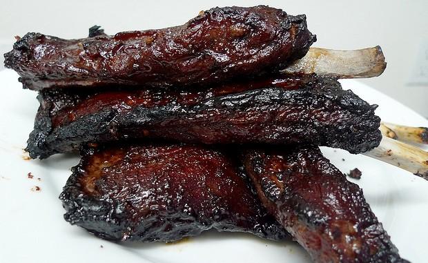 Marinované maso chutná skvěle!