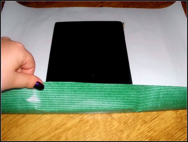 Začneme s ohýbáním papíru.