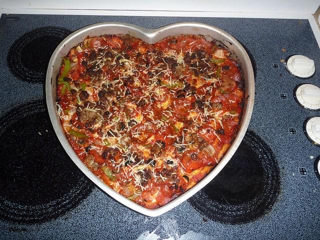 Pizza = nejlepší dárek!