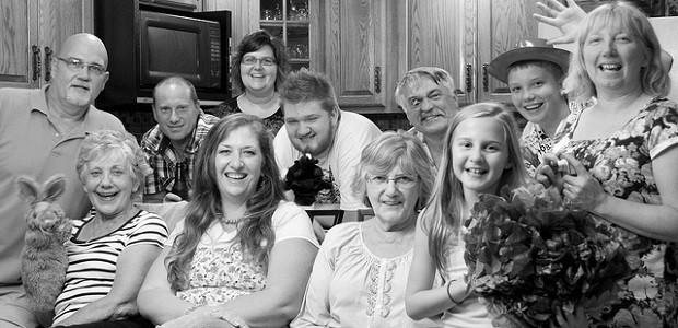 Rodina se s mojí orientací dosud úplně nesrovnala.