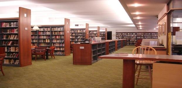 V knihovnách je a bude vždy z čeho vybírat!