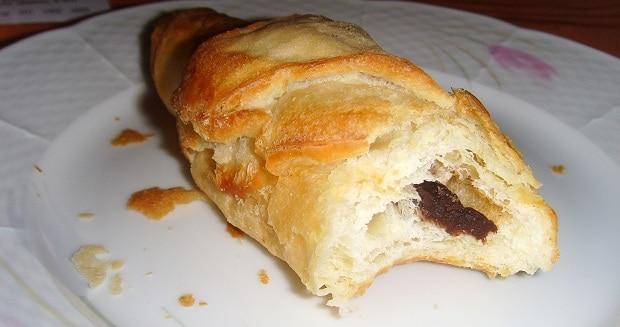 Alice Jendelová se zakousla do Čokoládového croissantu z Tesco pekárny