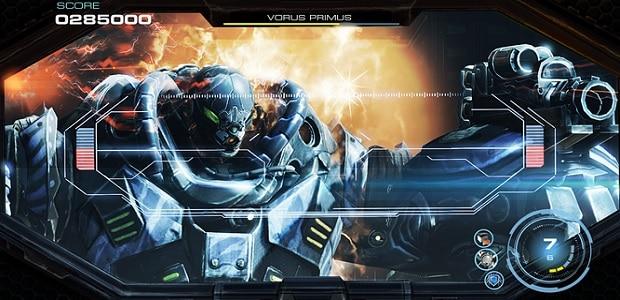 Vorus Primus vs sniperka. Fandím Vorusovi.