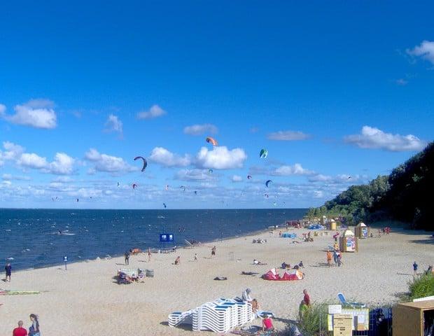 Baltské moře.