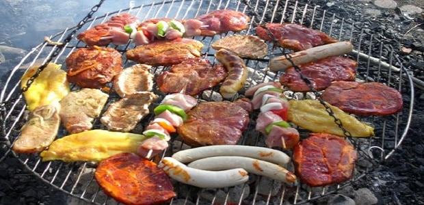 Barbecue a čas trávený venku Australané prostě milují.