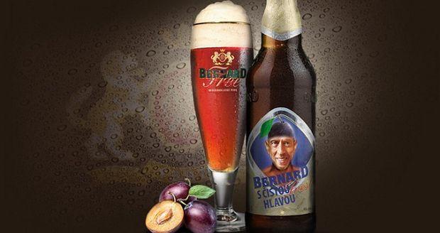 Švestkový Bernard (foto je z www.bernard.cz).
