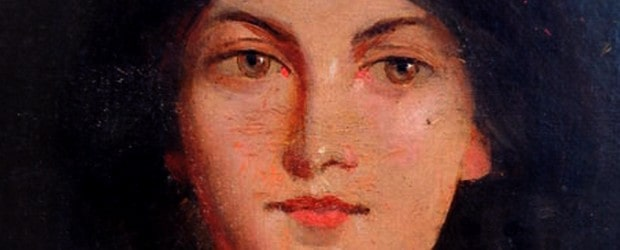 Emily Bronteová se proslavila svým jediným románem Na Větrné Hůrce