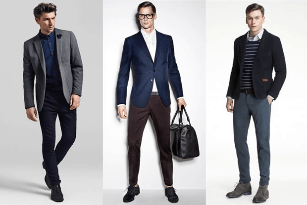 Business Casual - Business Informal.