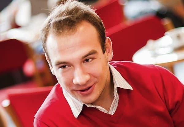 Doktorand Marek Atanasčev studuje tři různé obory na dvou fakultách.
