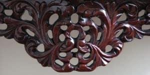 Ornamentální řezba