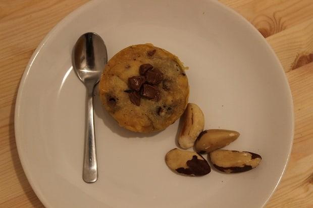 Čokoládová cookie.