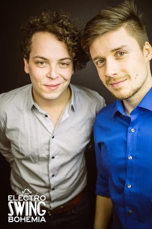 Jakub a Roman.
