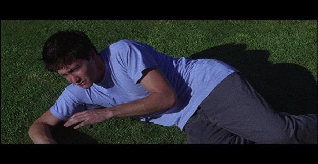 Jake Gyllenhaal jako Donnie Darko odvedl perfektní práci
