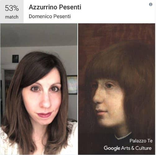 Google dvojníci