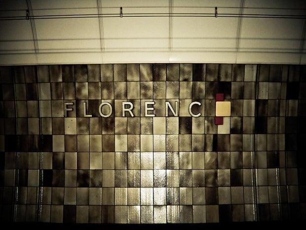 Na Florenci to prostě žije.Možná až moc.