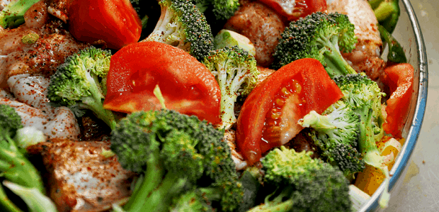 Jediný účinný způsob jak zhubnout je zdravě jíst.