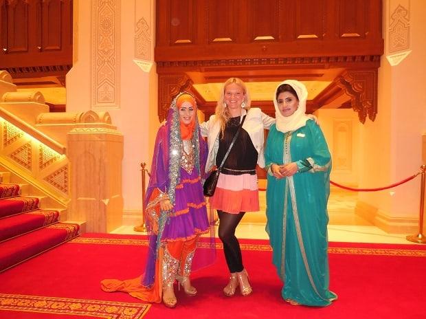 Jarmila díky své profesi navštívila mnoho krásných míst.
