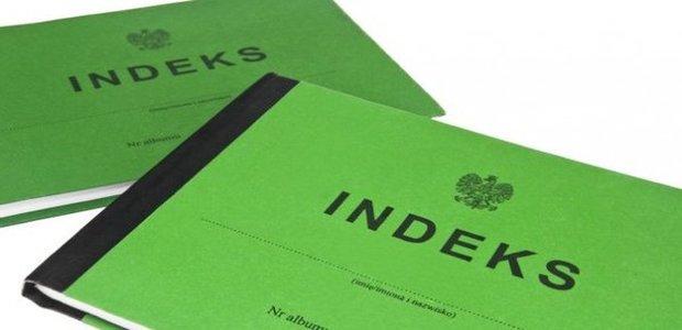 Index může být hezkou vzpomínkou na studentská léta.