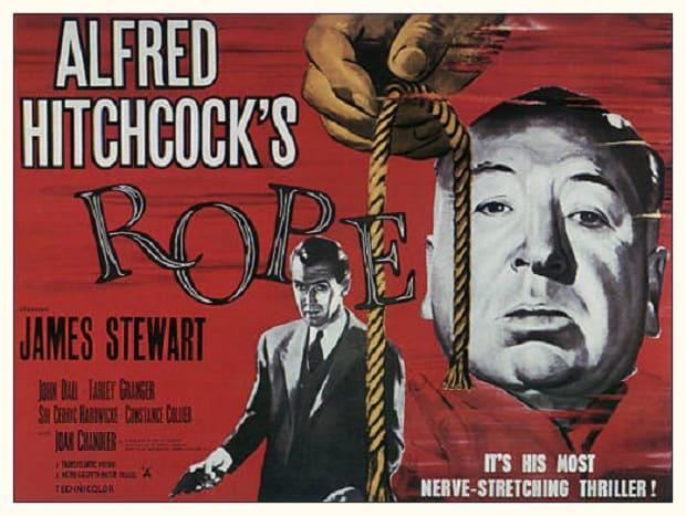 Hitchcockův Provaz.