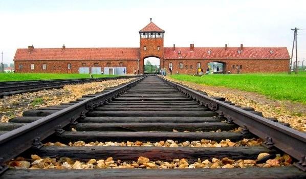 Působiště Rudolfa Langa (alias Hoesse) - Koncentrační tábor Osvětim