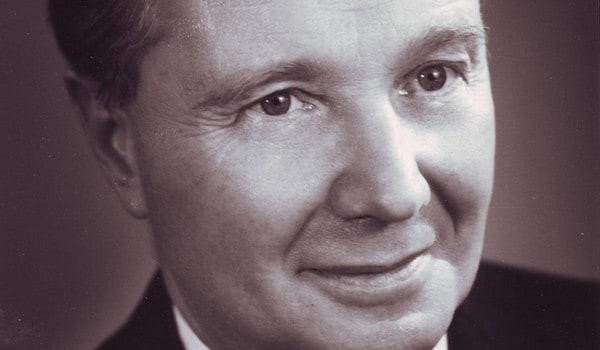 Francouzský spisovatel Robert Merle