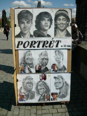 Portrét ve 35 minutách