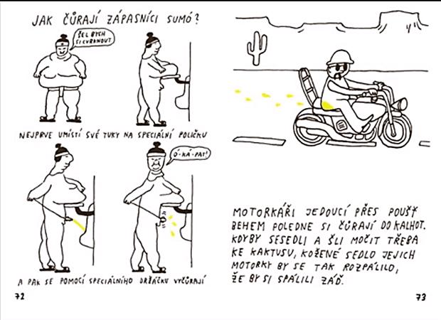 Ani motorkáři to nemají nejjednodušší.