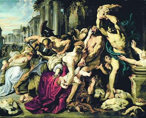 Rubens - Vraždění neviňátek