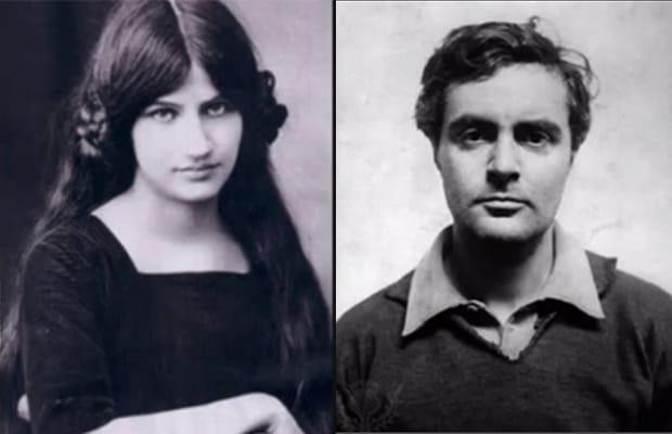 Jeanne a Modigliani.