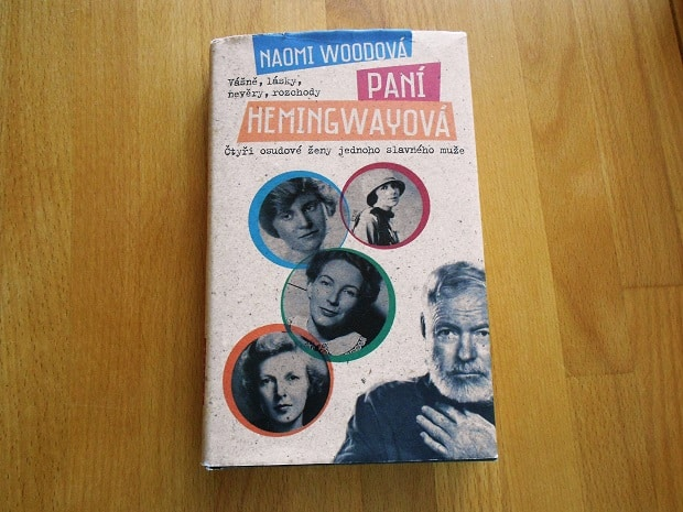 Naomi Wood: Paní Hemingwayová.