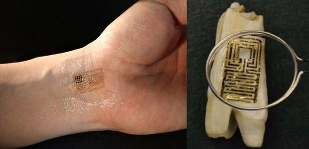 Elektronické tetování.