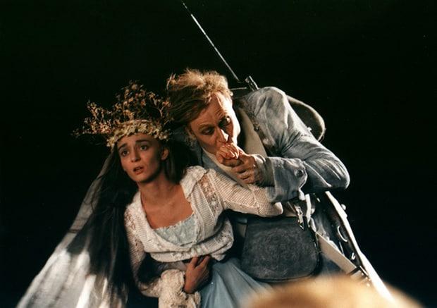 Filmová adaptace Erbenovy Kytice dosáhla také úspěchu.