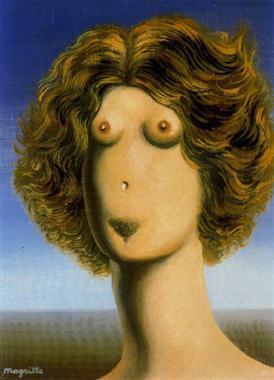 René, Magritte, La Violacion
