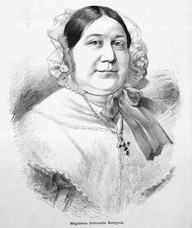 Magdalena Dobromila Rettigová.