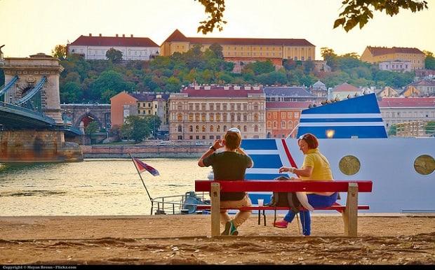 V Budapešti vládne jedinečná atmosféra.