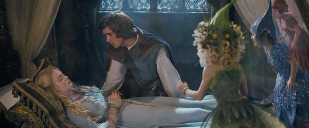 Víly očividně touží po probuzení princezny daleko víc než mladý princ.