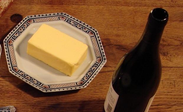 Máslo je v teplé kuchyni nenahraditelné!