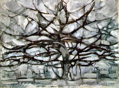Mondriann, Grey